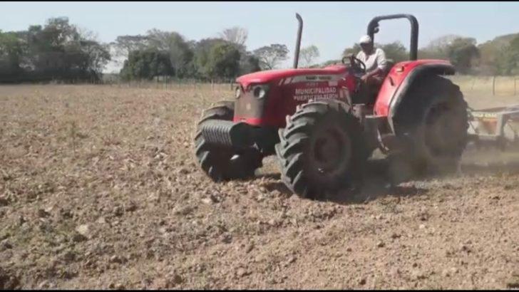 El Municipio de Puerto Eva Perón continúa asistiendo a parajes y productores