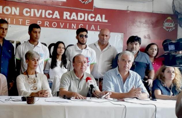 Encuentro Cívico desliga a la UCR del PRO y afirma que Juntos por el Cambio ya no existe en Chaco