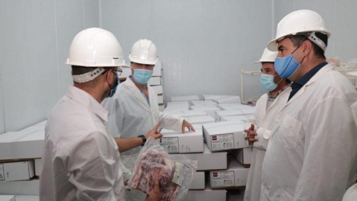 Este lunes salen las primeras 21 toneladas de carne caprina chaqueña hacia Bahamas