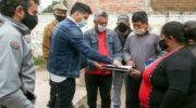 Fontana: el Gobierno provincial avanza con obras en el barrio Cacique Pelayo