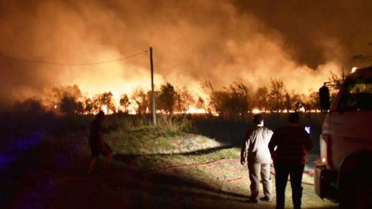 Incendios en zonas rurales dejaron a miles de usuarios sin servicio eléctrico y pérdidas millonarias
