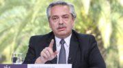 Intensa agenda de Alberto Fernández con la mira en la pospandemia