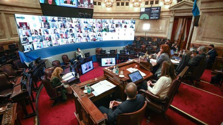 """La """"reforma judicial"""" obtuvo media sanción y fue girada a la cámara Baja"""