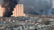 Líbano: más de 70 muertos y miles de heridos tras dos explosiones en el puerto de Beirut