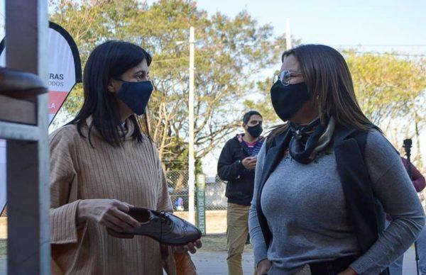 """Magda Ayala: """"Seguimos brindando herramientas para acompañar a cada trabajador y trabajadora de Barranqueras"""" 6"""
