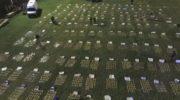 Prefectura decomisó casi cinco toneladas y media de marihuana en un megaoperativo