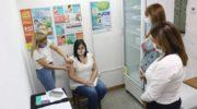 """Se inauguró el primer vacunatorio en Barranqueras: """"El Estado debe garantizar el derecho a la salud"""""""