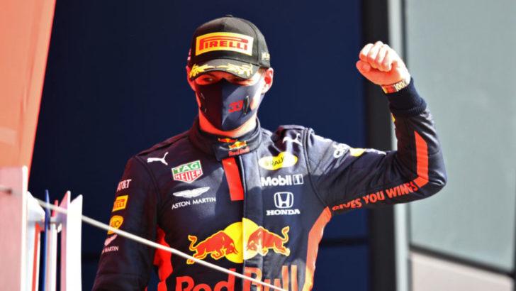 Verstappen se impuso en el GP 70° Aniversario