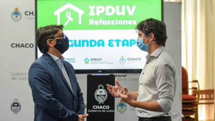 Celebran el éxito de la segunda línea de préstamos destinada a refacciones y ampliaciones de viviendas