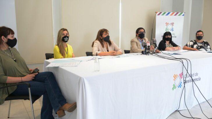 Con acompañamiento oficial, la concejala Alicia Frías impulsa la creación de la Defensoría de la Mujer, Género y Diversidad de Resistencia