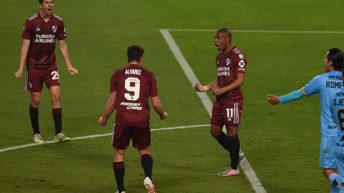 Copa Libertadores: River arrasó en Lima, y entre la ida y vuelta, marcó 14 goles