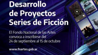 El FNA lanzó dos concursos para documentales y series de ficción