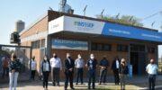 El Insssep inauguró policonsultorios en Fontana