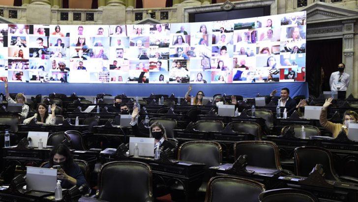 Diputados comienza a debatir el aporte solidario, y por única vez, de las grandes fortunas