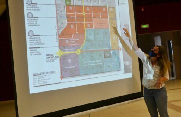 Ex Campo de Tiro: el Gobierno suma al sector privado para planificar la expansión ordenada de la ciudad 1