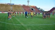 Federal A: con un estricto protocolo sanitario, Sarmiento regresa a los entrenamientos