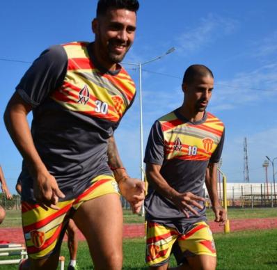 Federal A: con un estricto protocolo sanitario, Sarmiento regresa a los entrenamientos 1