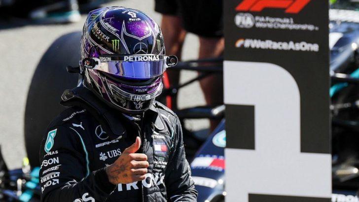 Hamilton dominó en Monza