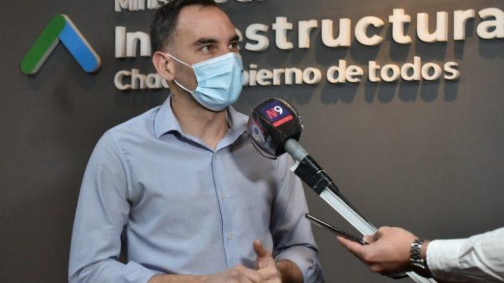 """Obras públicas: Carreras celebró """"lo previsto en el presupuesto 2021"""""""