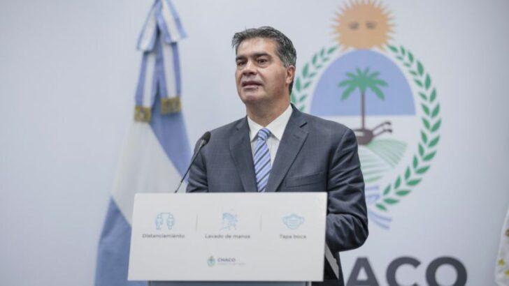 Suspensión de las PASO: Capitanich advirtió que comenzará a debatirse esta semana