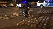 Prefectura secuestró más de 160 kilos de marihuana en Misiones