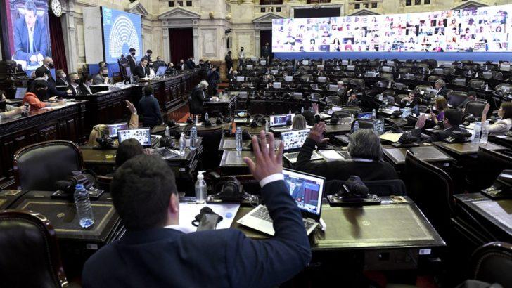 Se espera una tensa sesión especial en Diputados de la Nación