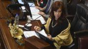 Senadores: el Frente de Todos denunció que «el bloque macrista nuevamente se niega a debatir»
