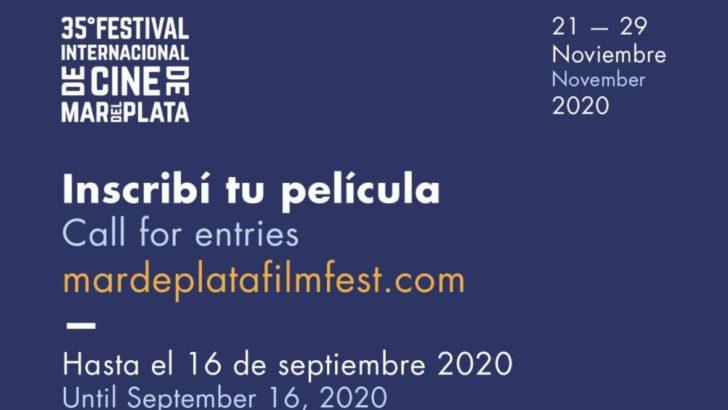 Últimos días para participar de dos grandes Festivales de cine