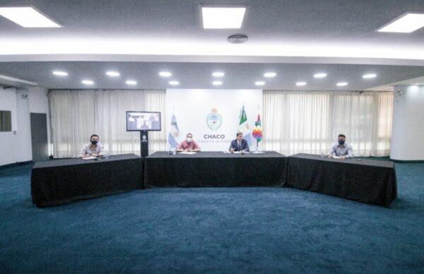 Analizan estrategias de inversión para la generación de energía sustentable en Chaco 1