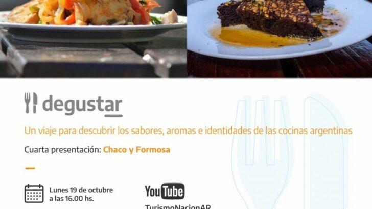 Turismo de Chaco desplegó su gastronomía en el programa nacional degustar