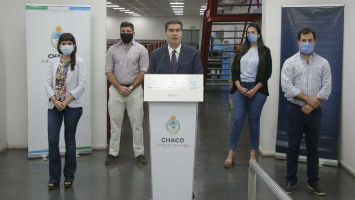 Capitanich anunció la creación de 1.000 empleos en un call center