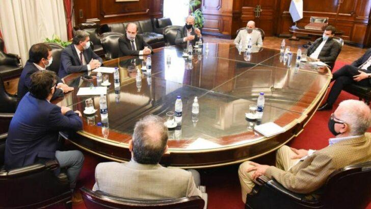 Capitanich en Buenos Aires: producción de alimentos y refinanciación de deuda, los puntos de la agenda del gobernador