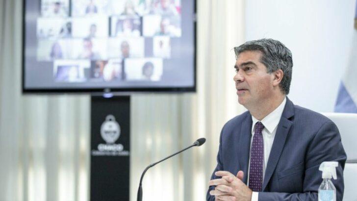 Capitanich presentó el Consejo Provincial para una Educación de Calidad con Equidad e Inclusión