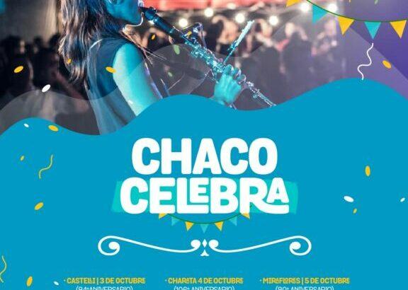 Chaco Celebra en todo el territorio