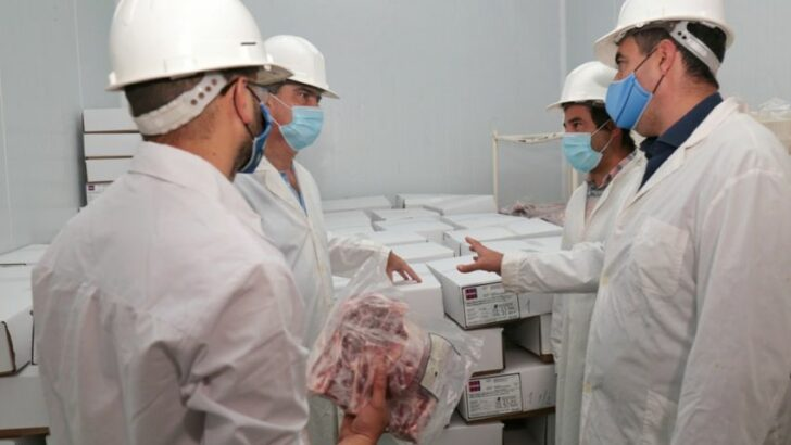 Chaco exportará este lunes el segundo embarque de carne caprina a Sri Lanka