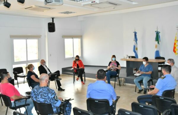 Covid 19 en Chaco: Salud Pública llegó a Villa Ángela para reforzar el trabajo y frenar el aumento de casos 1