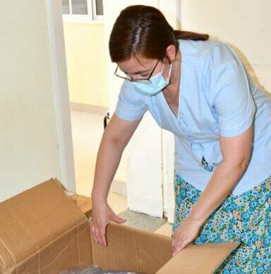 Covid 19 en Chaco: Salud Pública llegó a Villa Ángela para reforzar el trabajo y frenar el aumento de casos 2