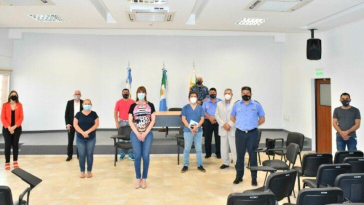 Covid 19 en Chaco: Salud Pública llegó a Villa Ángela para reforzar el trabajo y frenar el aumento de casos