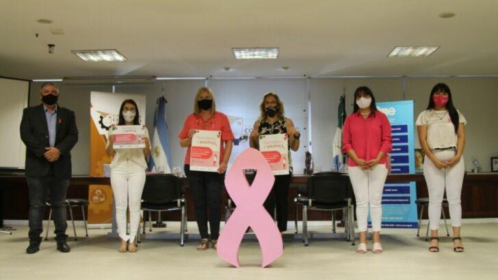 Día Internacional de la Lucha contra el Cáncer de Mama: la Cámara de Comercio se sumó a la campaña de concientización