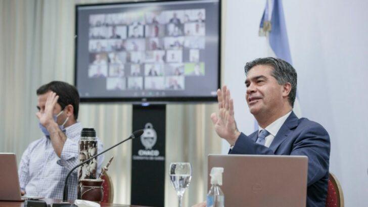 El Gobierno trabaja en una agenda de exportaciones con Brasil, Paraguay y Chile