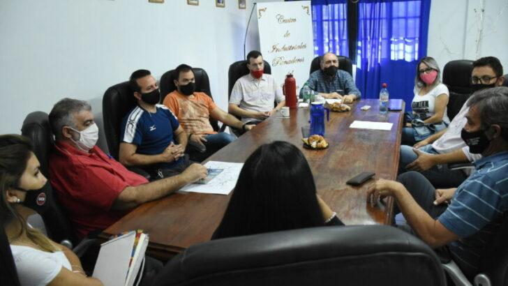 El Municipio de Resistencia e Industriales Panaderos concretaron un nuevo encuentro para diagramar acciones conjuntas