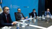 Empresarios y sindicalistas iniciaron el Acuerdo Económico y Social