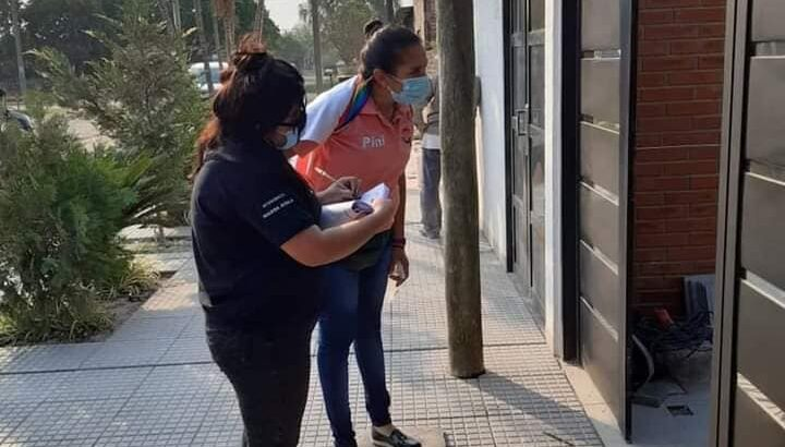 En Barranqueras, el Municipio continúa trabajando contra la violencia de género en la localidad
