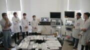 Entregaron equipos de alta tecnología para mejorar técnicas quirúrgicas en el Perrando