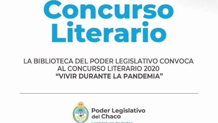 """Este viernes la Legislatura lanza el concurso literario """"Vivir durante la pandemia"""""""
