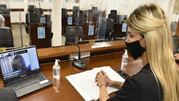 Jornada de debate de los proyectos sobre el sistema judicial: destacan la amplia participación virtual 1