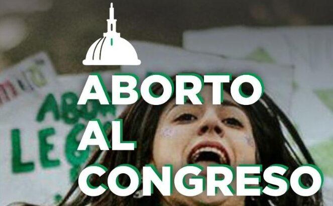 Mumalá realizará una sentada para exigir aborto legal, seguro y gratuito