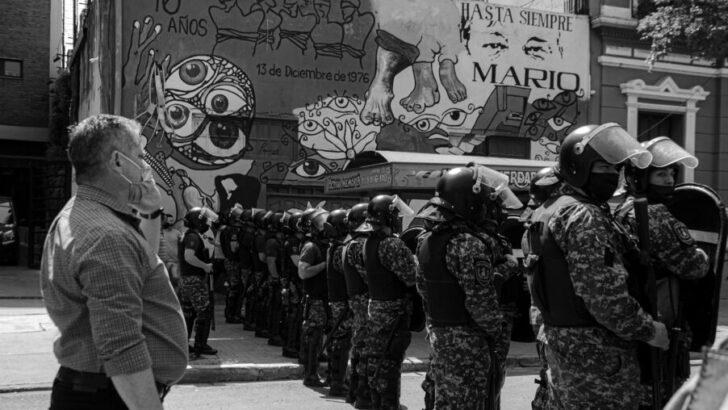 Organizaciones sociales y políticas repudiamos la represión