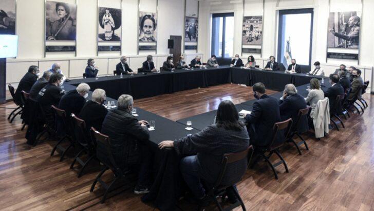Reactivación económica: Gobierno, empresarios y sindicatos avanzan en una agenda común