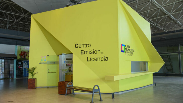 Resistencia: el Municipio habilitó una nueva oficina de Licencia de Conducir en la estación terminal